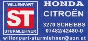 Honda Citroën Willenpart - Sturmlehner