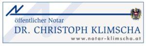 Öffentlicher Notar Dr.Christoph Klimscha